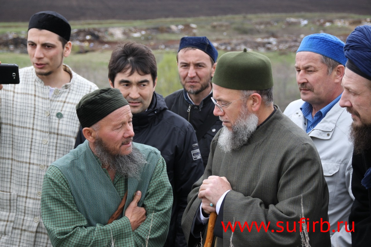 Родина матери Шейха Мехмета — Хаджи Амины (д. Бакаево)