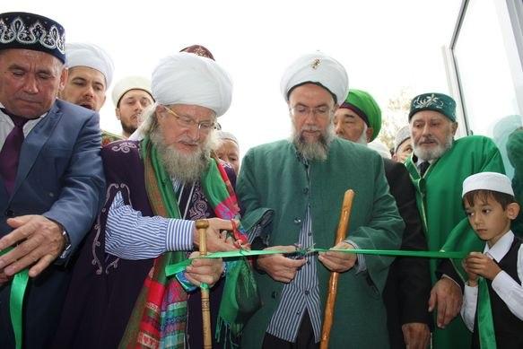 Открытие Мечети В С. Шаран