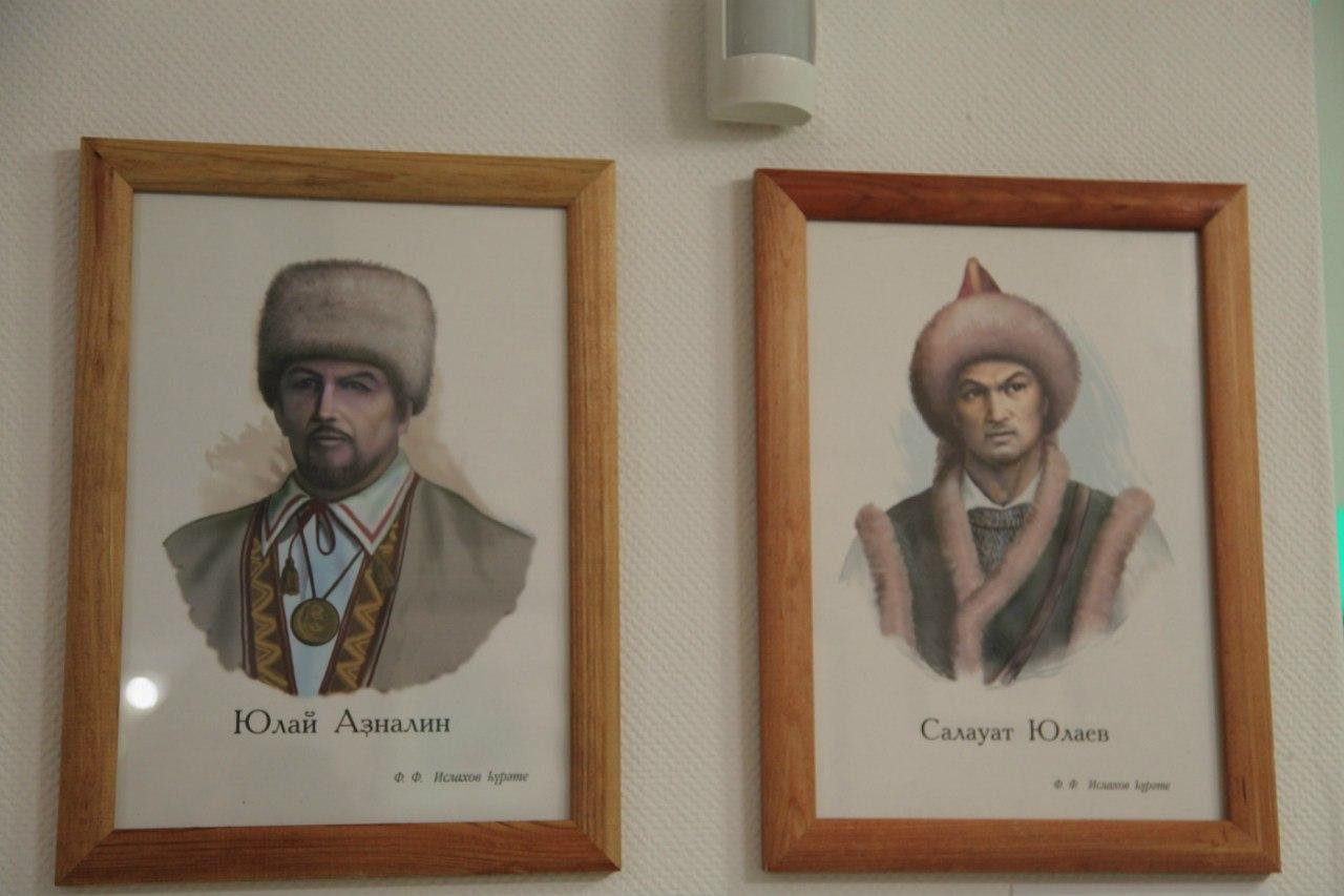 На родине Салавата Юлаева — санаторий Янгантау