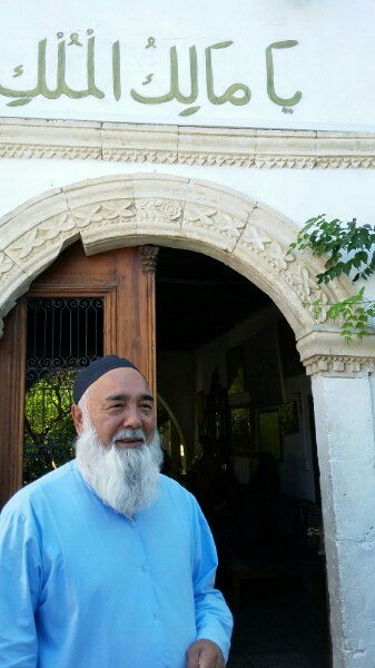 Кипр, Лефке, Июнь-Июль 2015 г. (Рамадан)